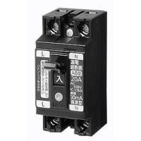 メーカー パナソニック 極数素子数     2P2E 定格電流        20 A  定格電圧 ...