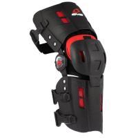 formfitぴったりと合います 軽量かつ耐衝撃性の射出成形シェル は、衝撃から保護し、膝の安定 t...