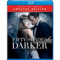 Fifty Shades Darker - Unrated Edition [Blu-ray/DVD...