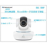 ネットワークカメラ ベビーモニター 日本語対応 防犯カメラ IPカメラ  WiFi無線カメラ セキュリティーカメラ WEBカメラ 出産祝い 高性能 低価格|tyokusou|03