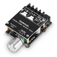 Mini Bluetooth 5.0 デジタルアンプ モジュール ステレオ デスクトップ オーディオ アンプ ボード 50W+50W