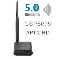 2018 Bluetooth 5.0 デジタル オーディオレシーバー Hi-Fi CSR8675 24BIT ATPX-HD光 同軸