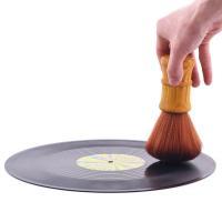 ターンテーブル ビニールレコード LPクリーニング 静電気防止用 ブラシ クリーナー