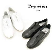 【repetto-レペット】 レディース ZIZI ジジ レースアップシューズ  repetto-レ...