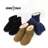 【MINNETONKA-ミネトンカ】 レディース Vista Ankle Boot MINNETON...