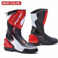 FORMA  FRECCIA  BLACK WHITE RED  ライディングブーツ