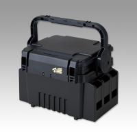 """陸っぱりバサー必見、機動力抜群の""""ランガン システムBOX""""。  持ち運びやすいサイズ感、それに加え..."""