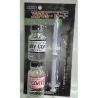 TOHO/東邦産業  エポキシコート ◆成分:エポキシ樹脂/変性ポリアミン ★ロッド(カーボン、グラ...