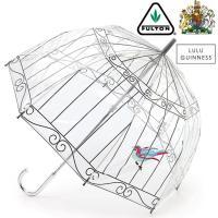 【送料無料】FULTON フルトン 英国王室御用達 傘 長傘 かさ 小鳥 鳥かご birdcage ...