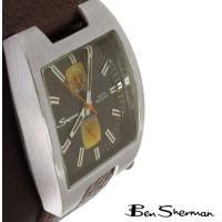 ベンシャーマン Ben Sherman 腕時計 メンズ モッズ ファッション クロノグラフ 【送料無...