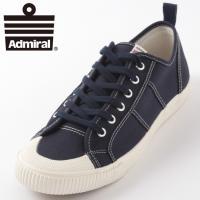 【送料無料】 Admiral アドミラル シューズ 靴 ロー カット 国内正規 Navy コルクイン...