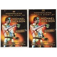 (中古品) Biography: Moonwalking: True Story Michael J...