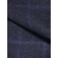 ビジネスジャケット/メンズ/秋冬/blazer's bank.com/ウインドーペーン柄ジャケット/Fabric by REDA/ ネイビー×ライトネイビー