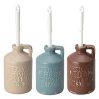 セトクラフト Vintage Style TOILET ROOM トイレブラシ(vintage) サンドベージュ・SP-1911-SB-220トイレタリー 陶器 かわいい