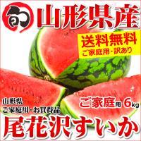 山形県尾花沢市で栽培されているスイカは「尾花沢スイカ」として全国のスイカファンの間で高い評価を得てい...