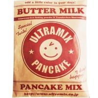 ママの想いから うまれたパンケーキ。  北海道産バターミルクの香り豊かで、 ふっくらモチモチ食感のパ...