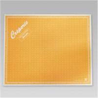 長方形のクレープを包む包装紙 食べる途中で紙をむきやすい切り口が付いています。 文化祭、学園祭、縁日...