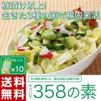 野菜をたくさん取りながら、腸内活性!!  \生きた3種の菌が腸内環境をよくする!/ 東北伝統の浅漬け...