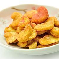 紀州南高梅を100%使用した、ちょっと贅沢な「むきそら豆」です。 しかも、梅肉をふんだんに使用してお...