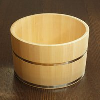 サイズ:(約) 外径36cm/内径32.5cm/高さ21.5cm/深さ19cm 材質: 桶:木曽さわ...