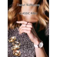 Daniel Wellington クラシック  CLASSIC RING 指輪 結婚指輪 メンズ レディース 箱付き  誕生ギフト