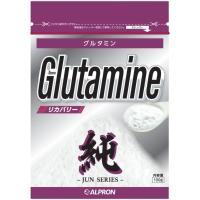 アルプロン プロテイン トップアスリートシリーズ グルタミン サプリメント 100g