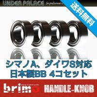 ハンドルノブを製作しているメーカーbrimoが押すハンドルノブ用ベアリング。 この価格でこの性能、納...