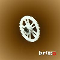 2ボールベアリング軽量化コグホイール brimo/ブリモ Thin COGWHEEL 5152   ...