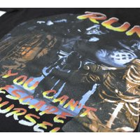 SPENCER LEE (スペンサー リー) RUN TEE (BLACK) Tシャツ/カットソー/バンド/ツアー/UNISEX ブラック