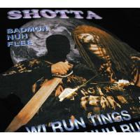 SPENCER LEE (スペンサー リー) SHOTTA TEE (BLACK) Tシャツ/カットソー/バンド/ツアー/UNISEX ブラック