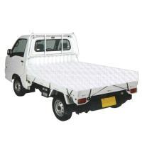 新鮮さを保持する、遮熱効果のあるトラックシート♪ 生鮮食品等の運搬時のトラック荷台カバーに!  ●機...