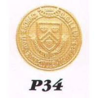 替釦 P34 ダルトン