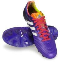 【種別】サッカースパイク 【メーカー名】アディダス(adidas) 【カラー】ブラストパープル×ラン...