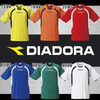 【種別】ゲームシャツ 【メーカー名】ディアドラ(diadora) 【カラー】イエローブラック(159...