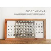 カントリー雑貨レトロインダストリアル工業系ギフトプレゼント暦木製可愛いおしゃれカフェ卓上机上