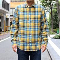 アーバンカジュアルブランド「UNITED」より秋冬の大定番ネルシャツが登場。鮮やかなタータンチェック...