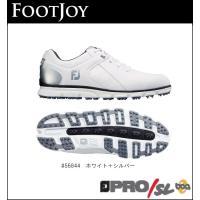 ■品名■ FOOT JOY PRO/SL ■カラー■ ホワイト/シルバー ■サイズ■ 24.5cm〜...