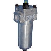 【特長】インラインに装着し、油圧回路中の油清浄度を保つことで油圧機器への異物混入を防ぎます。上抜き式...