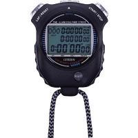 【特長】スプリットタイム計時できます(99ラップメモリー付)。時刻表示できます(12/24時間切り替...