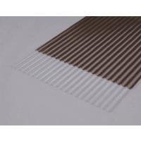 【特長】合成樹脂の中でも強度が高く、割れにくいポリカーボネート製で断面が波型の板です。薄形、軽量タイ...