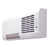 洗面所の暖房・涼風の機能をもった機器です。