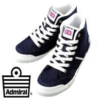 即納 ADMIRAL アドミラル INOMER HI DENIM  【おすすめ商品】 カテゴリ:SH...