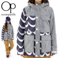 即納 【OP/OCEAN PACIFIC(オーピー/オーシャンパシフィック)】スノーウェア レディス...