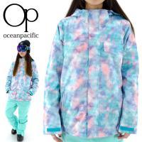 即納 【OP/OCEAN PACIFIC(オーピー/オーシャンパシフィック)】スノーボードジャケット...