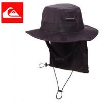 あすつく(翌日配達) QUIKSILVER AMPHIBIAN UV HAT UPF50+ 水陸両用...