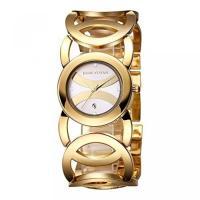 ■商品詳細 ?LUXURY ELEGANT DESIGN: Gold chain watch wit...