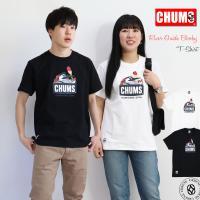 CHUMS チャムス よりブロックスTシャツが登場致しました。 この夏フル回転!!みんなで着ちゃえる...