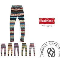 Healthknit(ヘルスニット)から幾何学パターンレギンスの登場です。老舗ブランドHealthk...