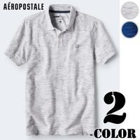 エアロポステール メンズ ポロシャツ A87 NY Streaky Stretch Pique Polo(60472120)