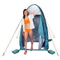 ワンタッチで簡単に広がりテントになります!  室内外仮設トイレ用テントで、災害時、福祉、郊外活動等に...